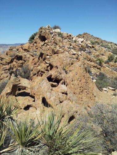 Jacumba Mtn Ridgeline