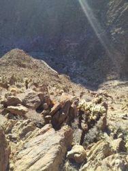 Pokey Descent into Carrizo